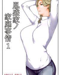 胤盛家ノ家庭事情1【オリジナル同人誌・エロ漫画】