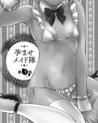 孕ませメイド隊3【オリジナル同人誌・エロ漫画】