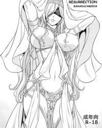 RESURRECTION【オリジナル同人誌・エロ漫画】